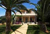 Ferienhaus auf Korfu